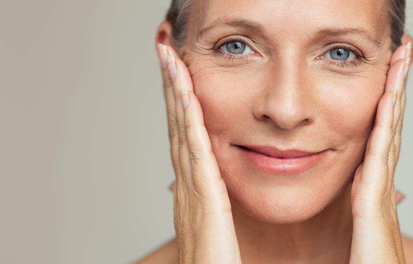 facial skin wellness